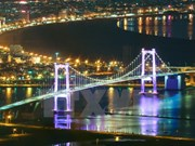 岘港市高科技领域吸引新加坡企业的眼球