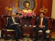 胡志明市与美国加强投资合作关系