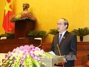 越南第十四届国会第一次会议:全国选民和人民提出许多迫切和亟待解决的问题
