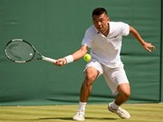 ATP最新排名:越南网球名将李黄南位居世界第874