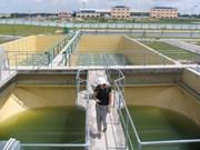 荷兰援助越南宁顺省兴建污水回收处理系统