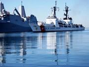 美国向菲律宾交付第三艘驱逐舰