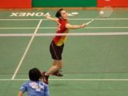 2016年越南羽毛球公开赛:武氏妆晋级第二轮