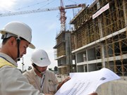 2016年上半年越南建筑业增长率达8.8%