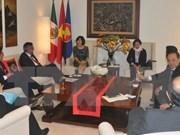越南促进东盟与太平洋联盟的合作