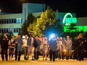 德国慕尼黑枪击:尚未收到有越南公民遇难的消息