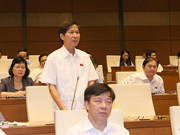 第十四届国会一次会议:国会将选择监督颇受人民关注的问题