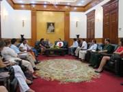 越南—古巴友好交流活动在海防市举行