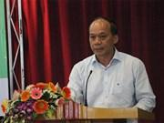 越南出席东南亚及太平洋区域渔业峰会