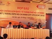 2016年胡志明市国际旅游博览会将于9月开展