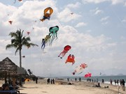 广南省大门海滩被评为世界最便宜旅游目的地