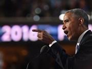 美国总统奥巴马:荷兰海牙仲裁庭的裁决应得到尊重