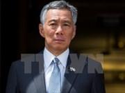 新加坡总理李显龙呼吁美国早日批准《跨太平洋伙伴关系协定》