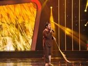 少儿才子弹唱比赛首次在胡志明市举行