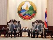 老挝总理呼吁越南企业对老投资