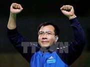 世界媒体对越南射击选手黄春荣的成就表示敬佩