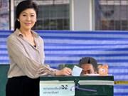 泰国新宪法草案获得多数选民的支持