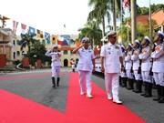 越南与马来西亚海军加强合作
