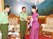 """缅甸""""21世纪彬龙会议""""将于8月底开幕"""
