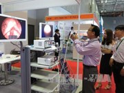 第16届越南国际医药制药医疗器械展览会正式开展