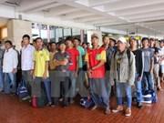 印尼释放49名越南渔民
