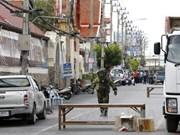 泰国多个旅游胜地连遭爆炸:没有越南公民死伤