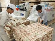 中国和美国超越老挝成为越南最大木材出口国