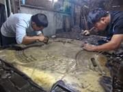 以巧手工匠闻名的同锓村