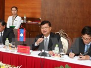 老挝国会副主席访问乂安省