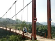 越南宣光省安山县高山偏远地区各乡建设基础设施