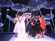 越南国际时装周首次在河内举行