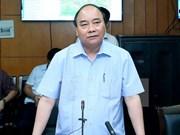 越南政府与政府总理指导意见落实情况检查工作组正式成立