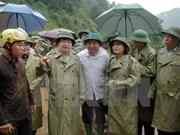 越南政府副总理郑廷勇赴安沛省站奏县调研指导工作