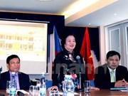 旅居捷克越南人启动为山区和海洋、岛屿地区学生进行募捐活动