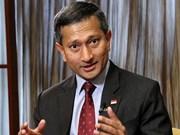 新加坡外长维文:越新两国今后合作空间仍然巨大