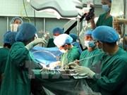 胡志明市大水镬医院成功实施肾移植手术500余例