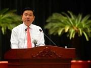 越南胡志明市落实越共中央政治局第5号指示