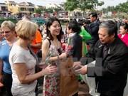 今年前8月越南接待国际游客同比增长25.4%