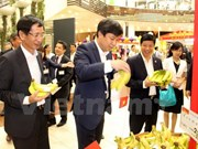 越南消费品展在日本永旺超市开展