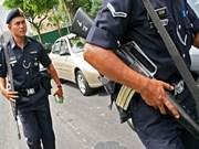 马来西亚与菲律宾联合打击跨境犯罪