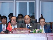 越南政府总理阮春福出席第28、29届东盟峰会开幕仪式