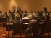 河内证券交易所参加可持续证券交易所全球对话论坛
