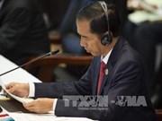 印尼总统佐科·维多多呼吁东盟各国加强经济合作