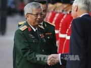 越南国防部代表团出席联合国维和部长级会议