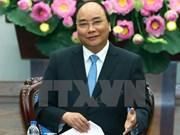 越南政府总理阮春福开始对中国进行正式访问
