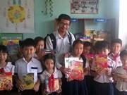 越南首次荣获联合国教科文组织扫盲奖