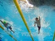 2016年里约残奥会:越南选手摘一银一铜