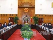 越南政府常务副总理张和平会见爱知县知事