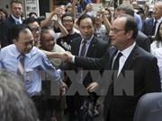 法国媒体:越南市场十分活跃并日益吸引法国的眼球