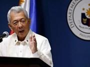 菲外长亚赛:菲律宾尊重与美国的条约规定